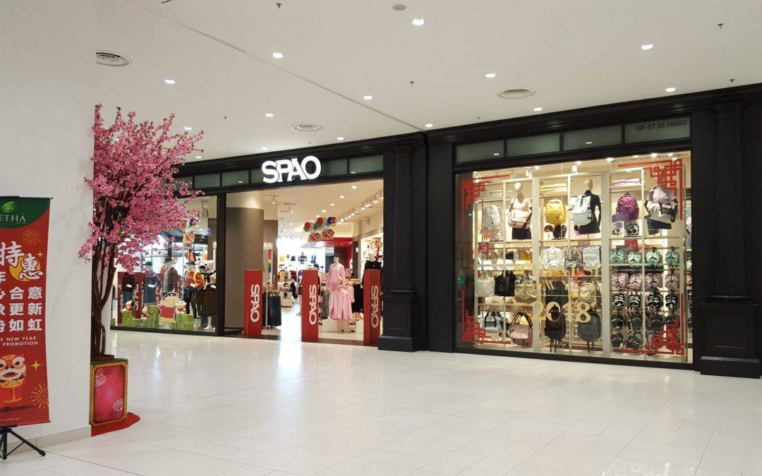 SPAO_Korea's Fashion Brand