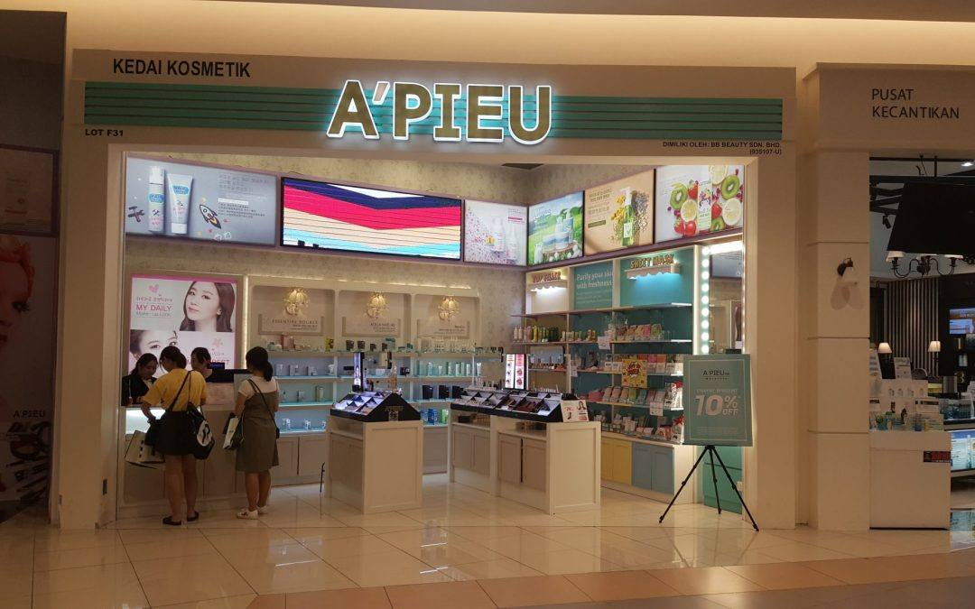 A'PIEU – Korea's Beauty Brand