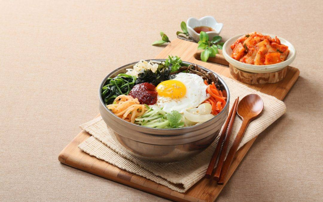 Long time ago, Korean food was used as medicine?