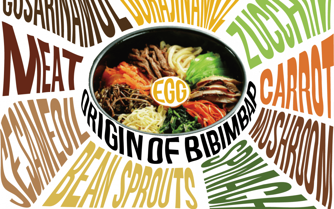 Origin of Bibimbap