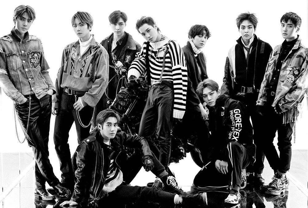 [K-POP] EXO(엑소)