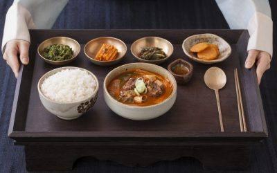 Healthy Korean food, Hansik